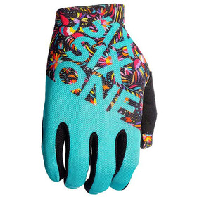 SixSixOne Raji Gants Homme, birds of paradise